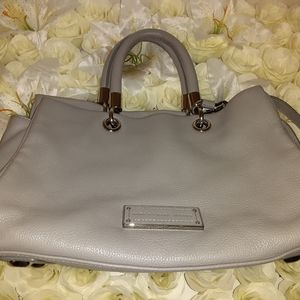 Gray Marc Jacobs Handbag